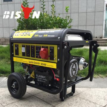 Bison China Zhejiang 4000Watt King Power Single Phase Gasoline Generator Set Komatsu