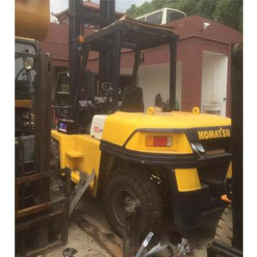 used kumatsu forklift 10ton condition very better for sale 100% original