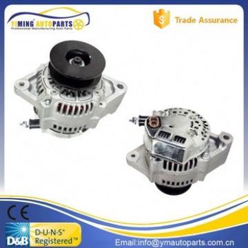 600-861-1611 101211-2941 Engine Alternator 60A 12V CW 1V for Komatsu Trucks