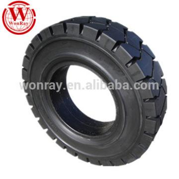 solid industrial tires 8.25-15 for yale high capacity trucks gp135vx with psi 4.3l engine