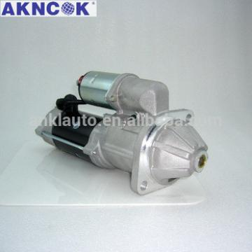 24V 4.5KW NEW STARTER 4D95 4BC2 4BA1 4BB1 4BD1 C-330 PC60 PC80 ENGINE 0210004935,0-21000-4932,0210004934,600-813-3130