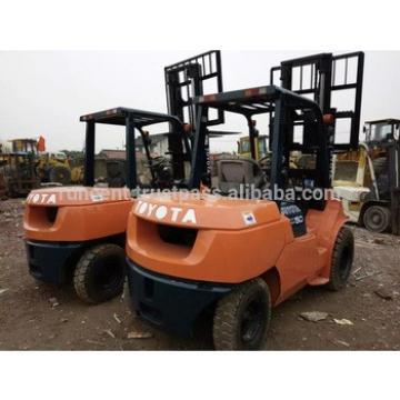 Used 5 ton Komatsu forklift truck FD50 FD50-8 TCM Toyota Komatsu forklift all models for sale