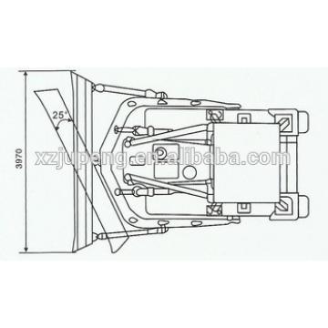 YISHAN Bulldozer T180F 18800kg 180HP Weichai SHANGCHAI engine Komatus OEM
