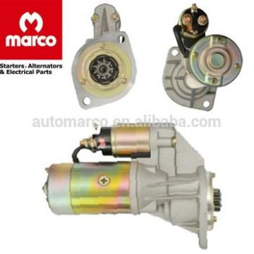 Premier Auto new Hitachi 24Volt S24-03 S24-03A S24-03B S24-03C S24-13 S25-120 S25-120 3.5KW Small Engine Car Starter Motor