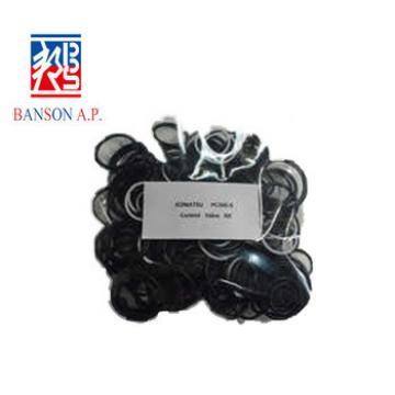 Good price! Manufacturer's direct production Engine parts PC200-6 Control valve seal kit for Komatsu excavator