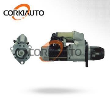 600-813-4530 600-813-4533 0230003150 19096 24V Nikko starter motor fits S6D125 PC300-6 engine