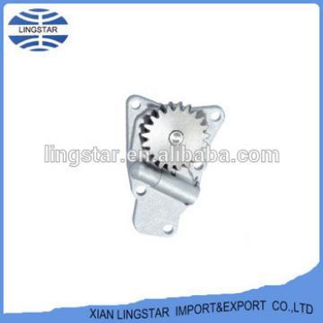 Good quality 4D95(12mm) engine parts oil pump for KOMATSU 6204-51-1200