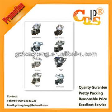 Turbocharger with cheap prices for each brand excavator