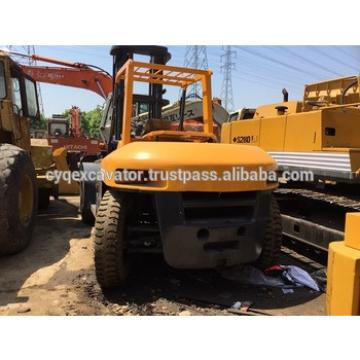 Used TCM 10T forklift for sale,used forklift KOMATSU 10Tons for sale!