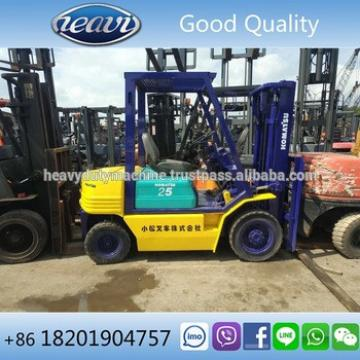 2.5 ton truck forklift for sale 3 stages manual used 2.5 ton forklift
