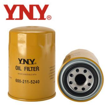 Manufacturer Heavy Duty Truck Parts 600-211-5240 H20W09 P559418 engine oil filter