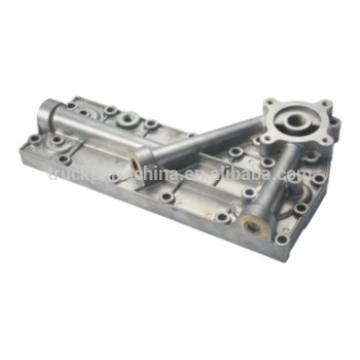 engine parts 6207-61-5110 6d95 oil cooler cover for Excavator