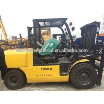 USED FORK LIFTERS