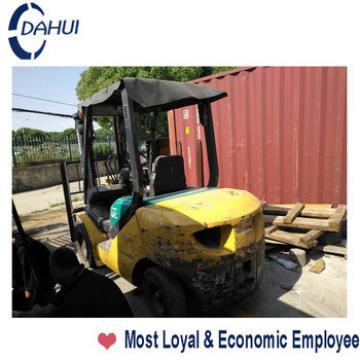second hand komats u forklift FD30 3 ton diesel forklift