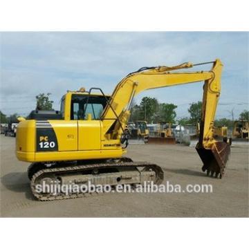 komatsu pc120-8 used excavator for sale