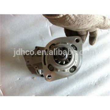 PC60-7 6BG1 6BG1TC Engine Starter Motor 0-24000-3261 0240003261 0240003260 24V 4.5kW Starter Motor Staring Motor 1811004013