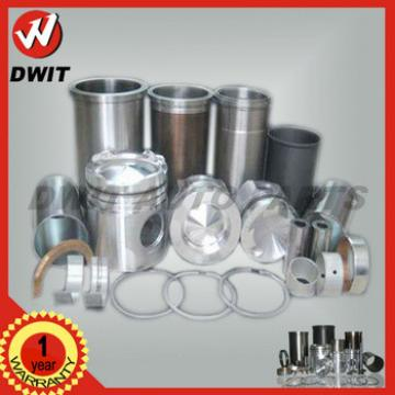 Excavator Engine Piston Liner Kit S6D170