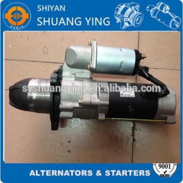 NEW 24V STARTER MOTOR EXCAVATOR PW100 4D105 ENGINE 0230007911 6008132251
