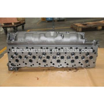komatsu 6D107 head cylinder assembly 4936081/2831474/5361593/5364892 with valves