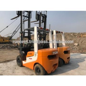 Used TCM 3 Ton Forklift