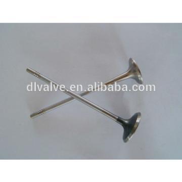 engine valve for KOMATSU 6D102 OEM 6736-41-4110 6736-41-4210